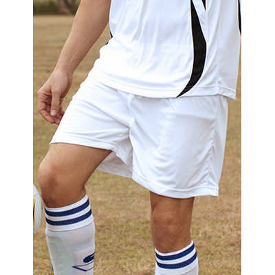 Unisex Adults Plain Sports Shorts (CK706_BOC)