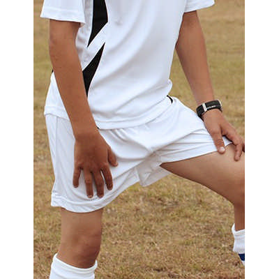 Kids Plain Sports Shorts (CK708_BOC)