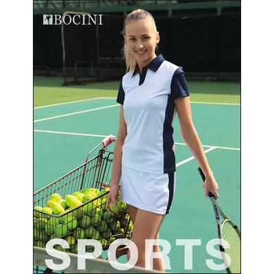 Ladies Sports Polo (CP1203_BOC)