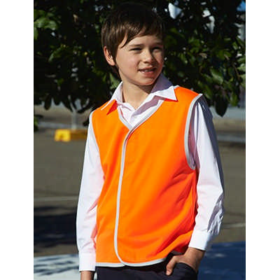 Kids High-Vis Safety Vest (SJ1318_BOC)