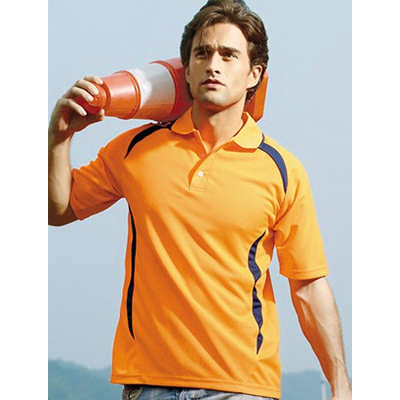 Unisex Adults Hi-Vis Safety Style Polo (SP0752_BOC)