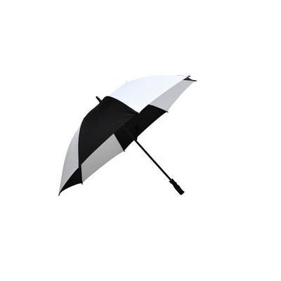 Ariston Fairway Umbrella - Black  White (FGU302_PPI)