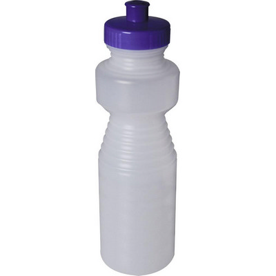 Ergonomic Drink Bottle 750ml Clear (BOTTERGOL00_PPI)