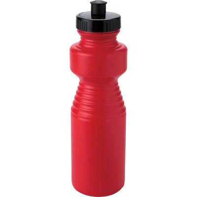 Ergonomic Drink Bottle 750ml Red (BOTTERGOL03_PPI)