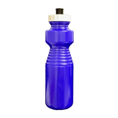 Ergonomic Drink Bottle 750ml Reflex Blue (BOTTERGOL05_PPI)