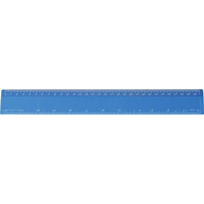Ruler 30cm Process Blue (RULE30CM043_PPI)