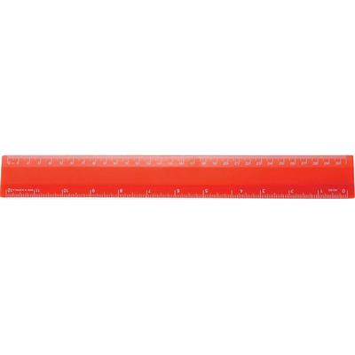Ruler 30cm Red (RULE30CM003_PPI)