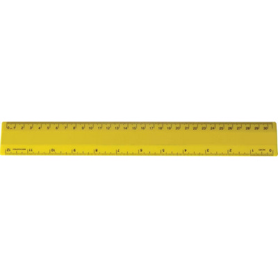 Ruler 30cm Special Yellow (NRYS) (RULE30CM039_PPI)