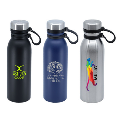 Andorra 600ml Vacuum Flask - (printed with 1 colour(s)) R03_PREMIER