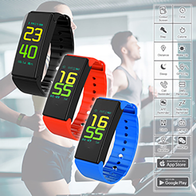 Callisto Plus iSport Band - (printed with 1 colour(s)) AR773A_PROMOITS