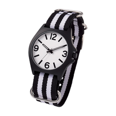 Stripes Watch - (printed with 1 colour(s)) WAA0107_PROMOITS