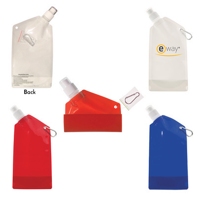 800ml . Collapsible Bottle - (printed with 1 colour(s)) PH5800_PS