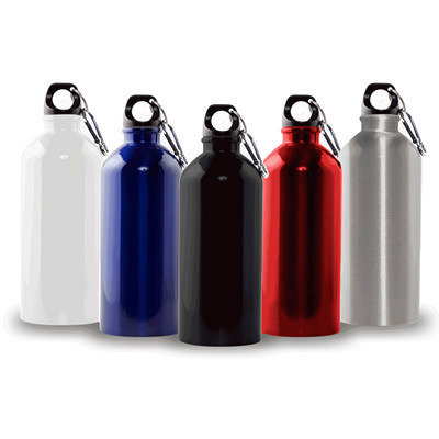 600ml Stainless Steel Water Bottle - (printed with 1 colour(s)) PS2001_PS