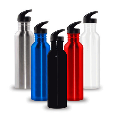 800ml Stainless Steel Water Bottle - (printed with 1 colour(s)) PS2003_PS