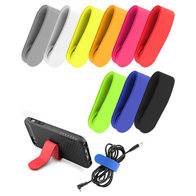 Silicone Magnetic Clip - (printed with 1 colour(s)) PS3122_PS