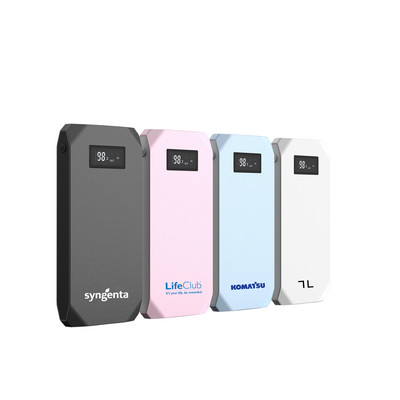Curve Power Bank - (printed with 1 colour(s)) PS5229_PS