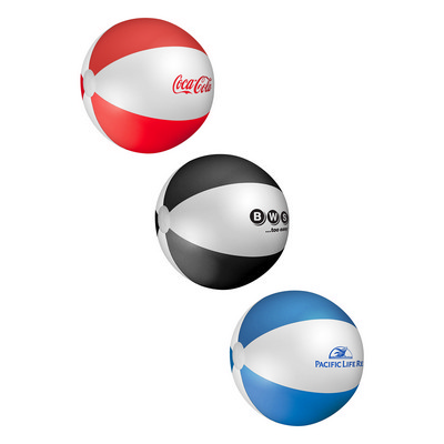 Beach Ball - 30cm - (printed with 1 colour(s)) PS8001_PS