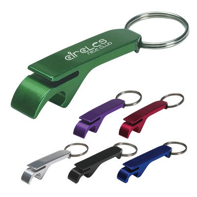 Aluminium Bottle Opener - (printed with 1 colour(s)) PS8322_PS
