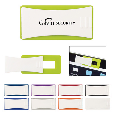 Slider Webcam Cover - (printed with 1 colour(s)) PH268_PS