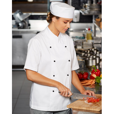 Traditional Chefs Short Sleeve Jacket (CJ02_WIN)
