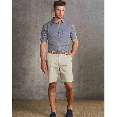Mens Chino Shorts (M9361_WIN)