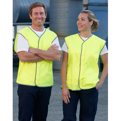 High Visibility Safety Vest (SW02_WIN)