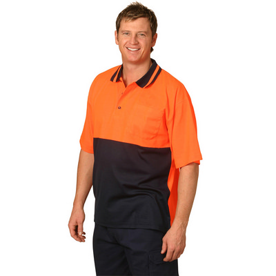 TrueDry Short Sleeve Safety Polo (SW12_WIN)