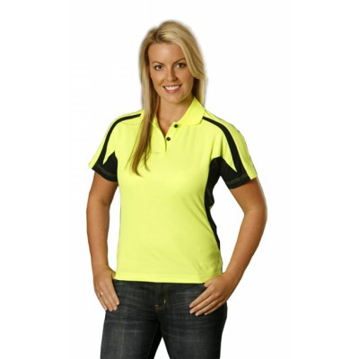Ladies TrueDry Short Sleeve Safety Polo (SW26_WIN)