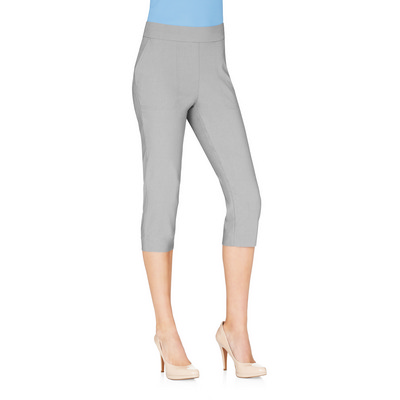 Sporte Leisure Ladies Stretch Basic 3/4 Pant SLB100_SPL