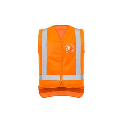 Mens TTMC-W17 Zip X Back Vest
