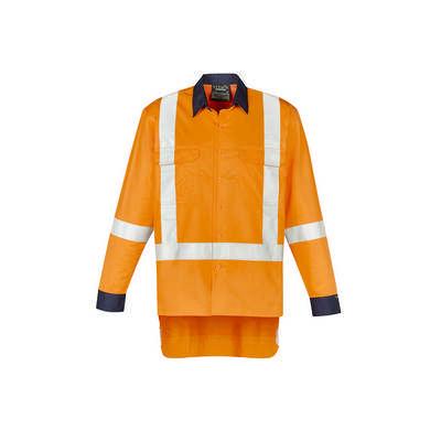 Mens TTMC-W17 X Back Work Shirt (ZW126_SYNZ)