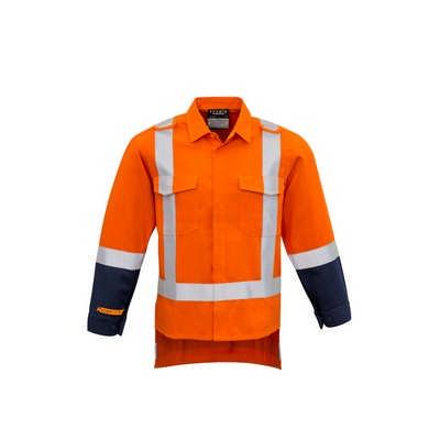 Mens FR TTMC-W Taped Shirt (ZW136_SYNZ)