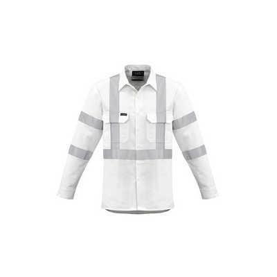 Mens Bio Motion X Back Shirt (ZW621_SYNZ)