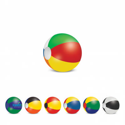 Beach Ball - 21cm Mix and Match  - (printed with 1 colour(s)) 110504_TNZ