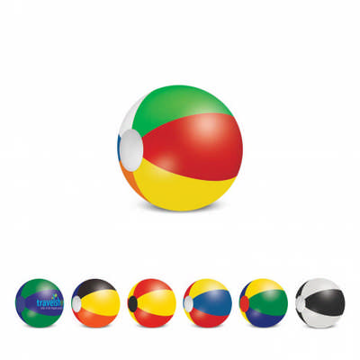Beach Ball - 28cm Mix and Match - (Includes Decoration) 110548_TNZ