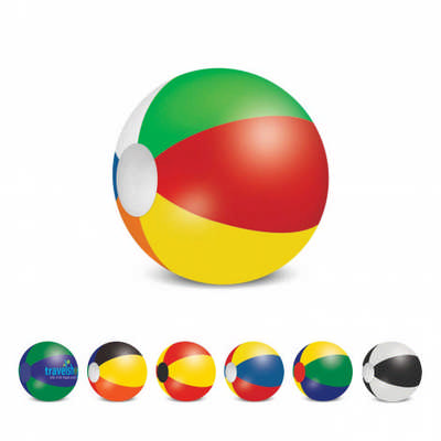 Beach Ball - 40cm Mix and Match  - (printed with 1 colour(s)) 110550_TNZ