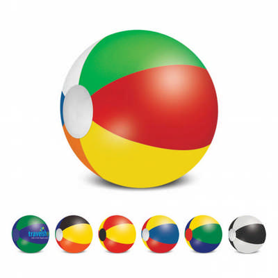 Beach Ball - 48cm Mix and Match  - (printed with 1 colour(s)) 110551_TNZ