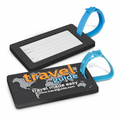 PVC Luggage Tag - (printed with 4 colour(s)) 110553_TNZ