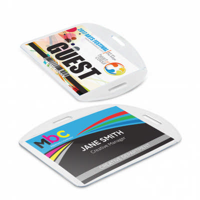 Duet ID Holder - (printed with 4 colour(s)) 110792_TNZ