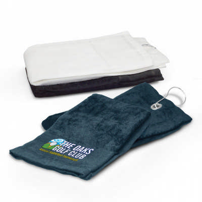 Golf Towel - (printed with 4 colour(s)) 100687_TRDZ