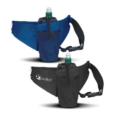 Water Bottle Belt Bag - (printed with 1 colour(s)) 109324_TRDZ