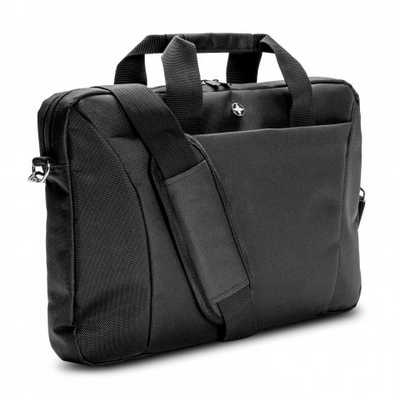 Swiss Peak 38cm Laptop Bag - (printed with 1 colour(s))