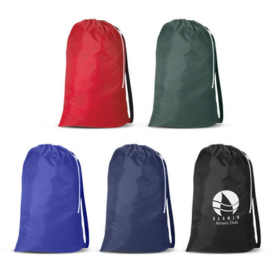 Drawstring Utility Bag - (printed with 1 colour(s)) 111406_TRDZ