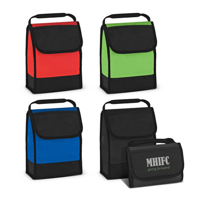 Folding ID Lunch Bag - (printed with 1 colour(s)) 111429_TRDZ