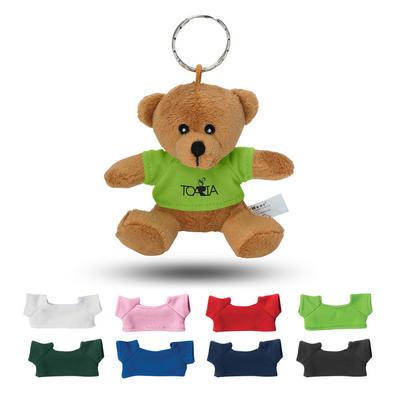 Mini Bear Key Chain - (printed with 1 colour(s)) 111574_TRDZ