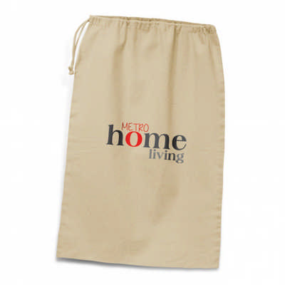 Drawstring Laundry Bag - (printed with 1 colour(s)) 111808_TRDZ