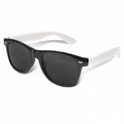 Malibu Premium Sunglasses - White Arms - (printed with 1 colour(s))