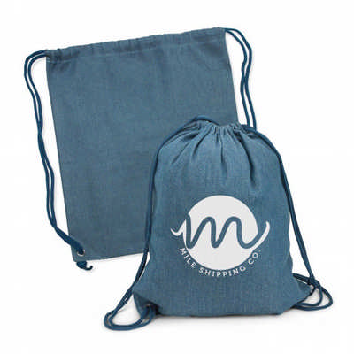 Devon Drawstring Backpack - (printed with 1 colour(s))