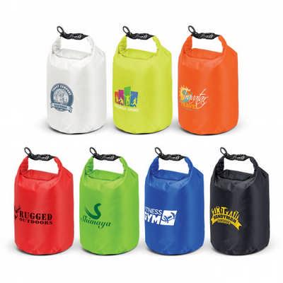 Nevis Dry Bag - 10L - (printed with 1 colour(s)) 114083_TRDZ
