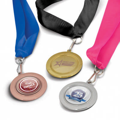 Podium Medal - 50mm - (printed with 1 colour(s))  (115696_TRDZ)